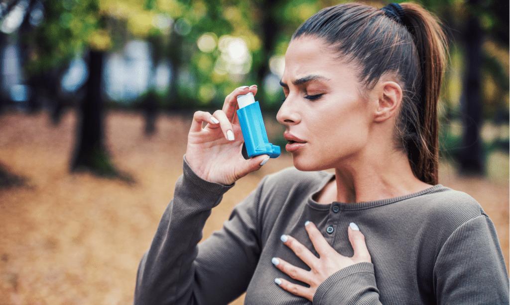 inhaler technique inverness